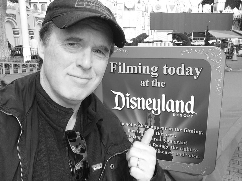 Brad Bird Disneyland