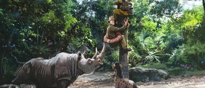 Jungle Cruise ride updates