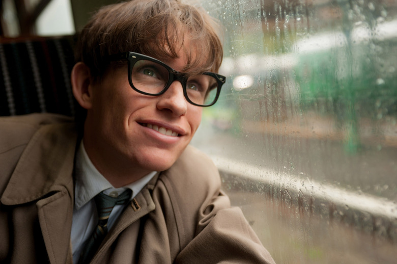 The Theory of Everything early buzz
