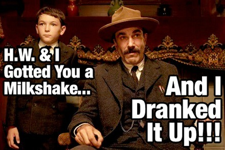 I Drink Your Milkshake