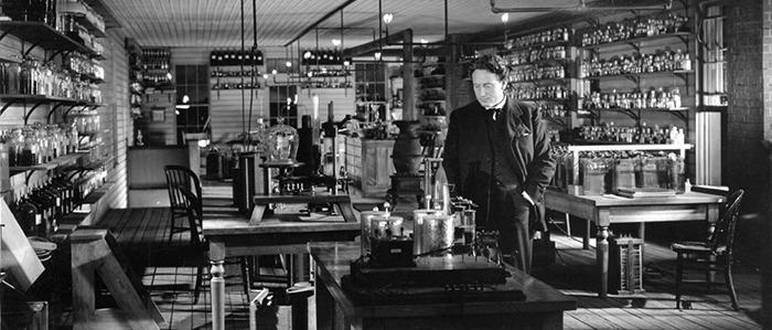 Thomas Edison movie