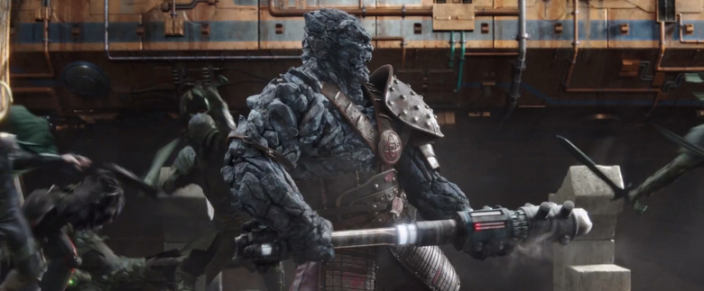 Taika Waititi Confirms Korg's Return and Discusses Thor Love and Thunder Story Details