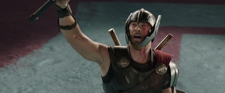 Thor Ragnarok Chris Hemsworth Inteview