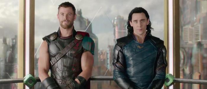 Thor Ragnarok clip