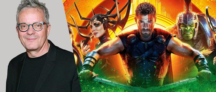 Thor Ragnarok composer interview