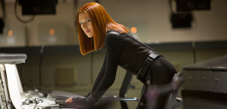 Black Widow Comedy - Scarlett Johansson