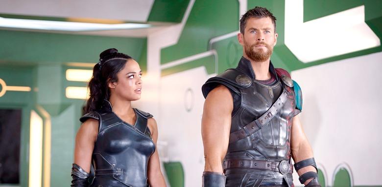 Thor Ragnarok leads into Infinity War