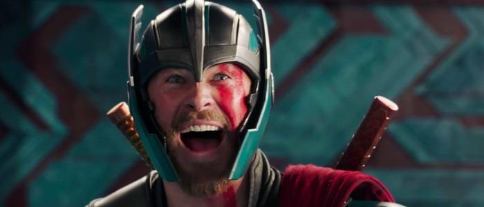 Thor Ragnarok Deleted Scene