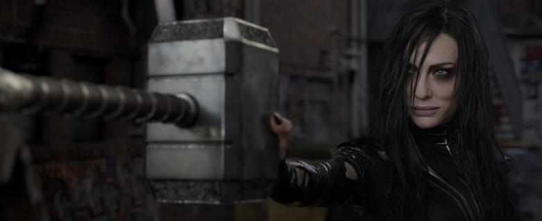 Thor Ragnarok scene change