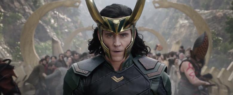 Thor Ragnarok Tom Hiddleston Interview
