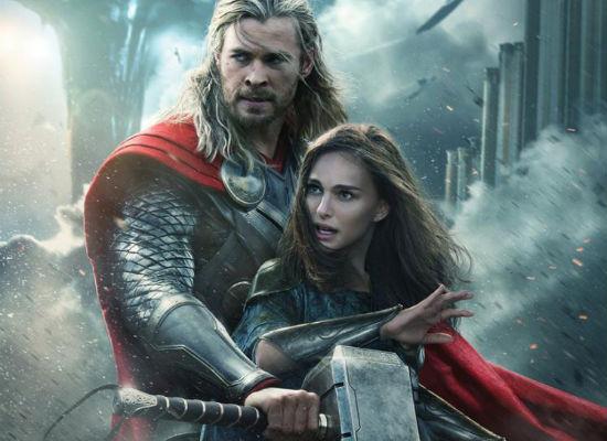 Thor Dark World Jane Header