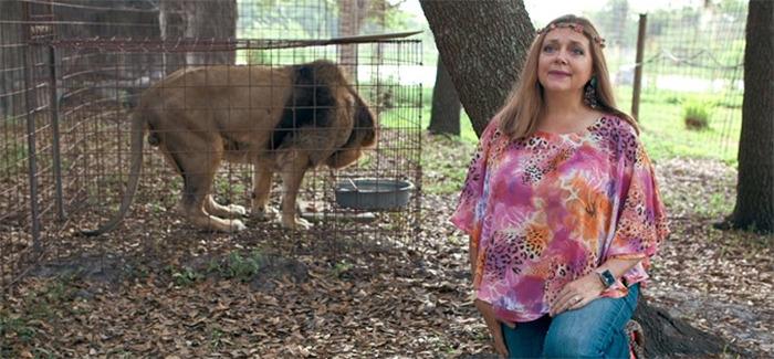 Tiger King Zoo Awarded to Carole Baskin