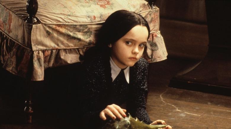 Tim Burton s Wednesday Netflix Series Reveals Its Full Creepy And Kooky Cast