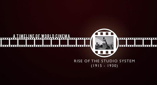 Timeline of World Cinema
