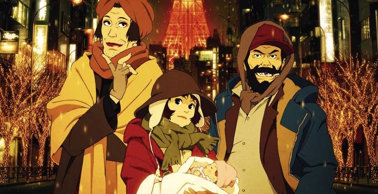 tokyo godfathers returning to theaters