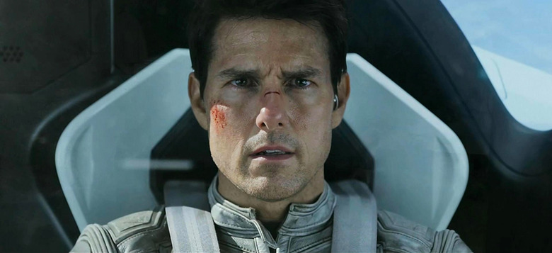 tom cruise space movie director