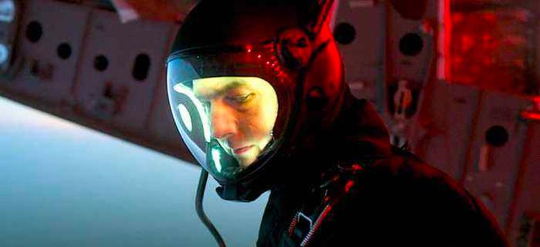 Tom Cruise Space Movie