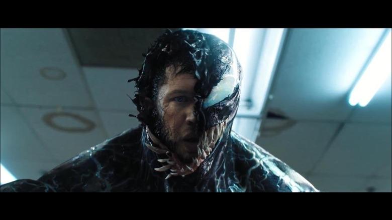 tom hardy venom voice