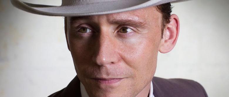 Tom Hiddleston in I Saw the Light