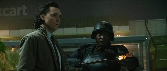 Tom Hiddleston Talks Lady Loki