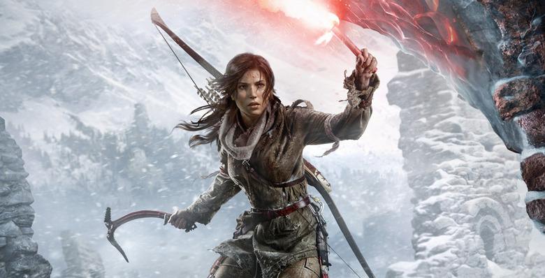Tomb Raider story details