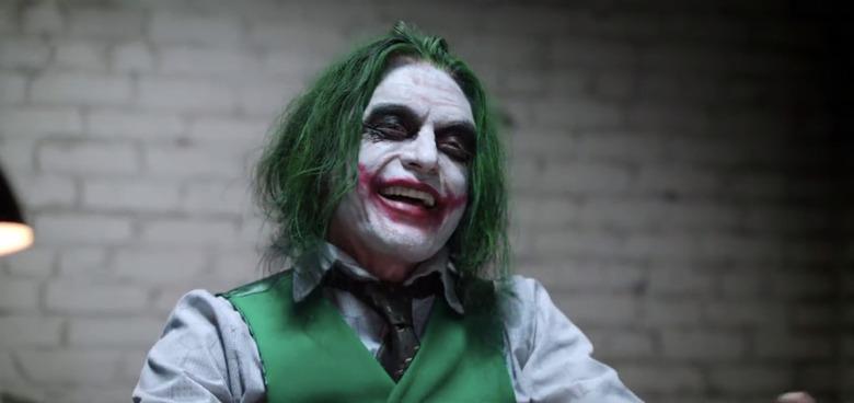 Tommy Wiseau in The Dark Knight