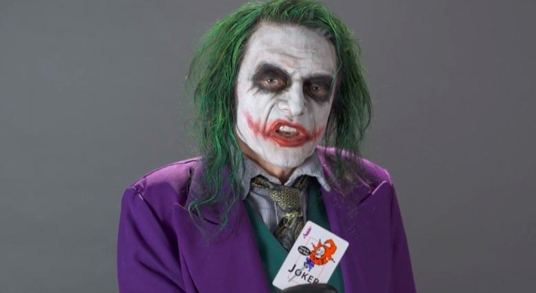 tommy wiseau joker audition