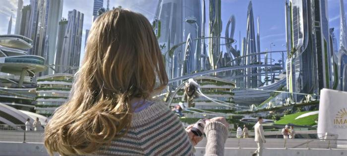 Tomorrowland concept art