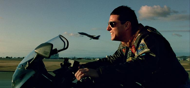 Top Gun 2 First Look