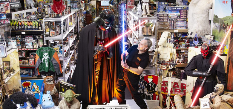World's Largest Star Wars Collection