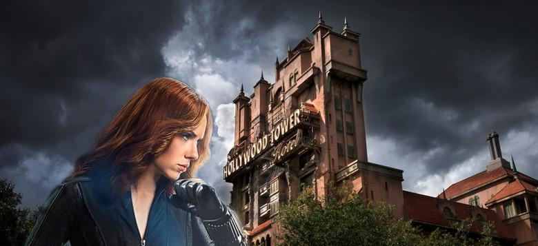 tower of terror movie Scarlett Johansson