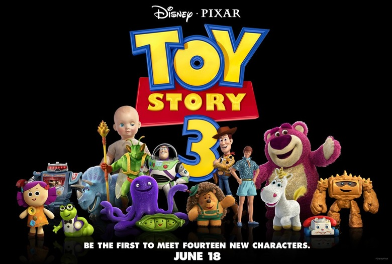 Toy Story 3 All Characters