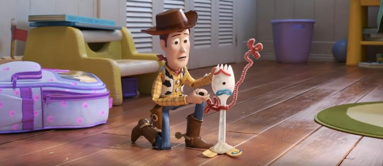 The Rules of Toy Story