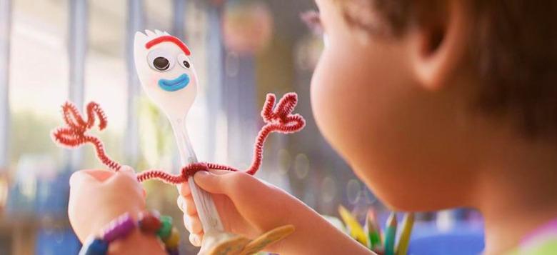 toy story 4 tv spot forky