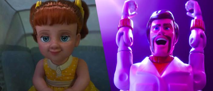 Toy Story 4 villain