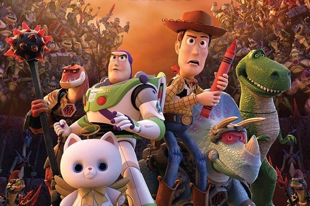 Toy Story That Time Forgot header