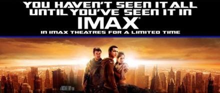 Transformers IMAX