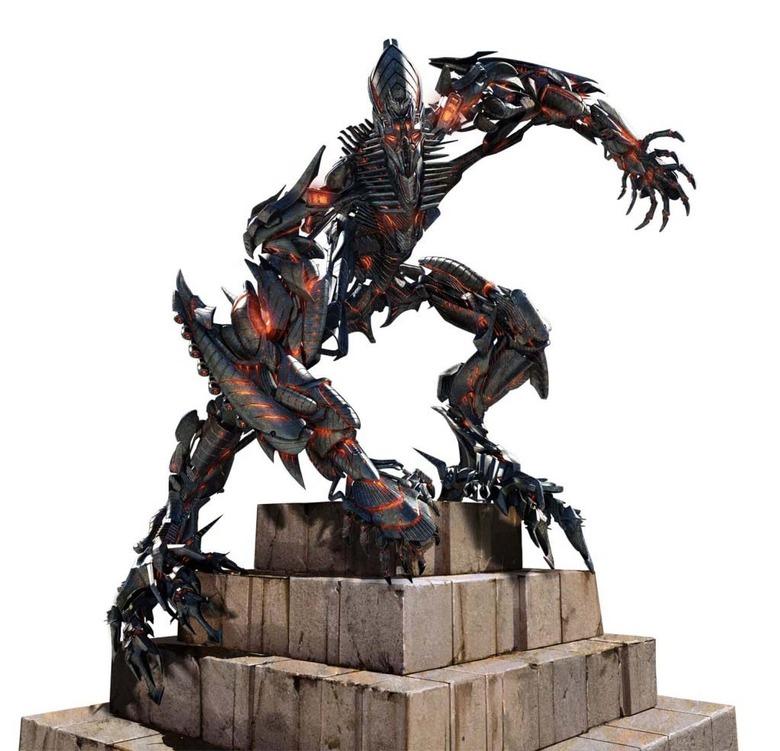 Transformers: Revenge of the Fallen - The Fallen