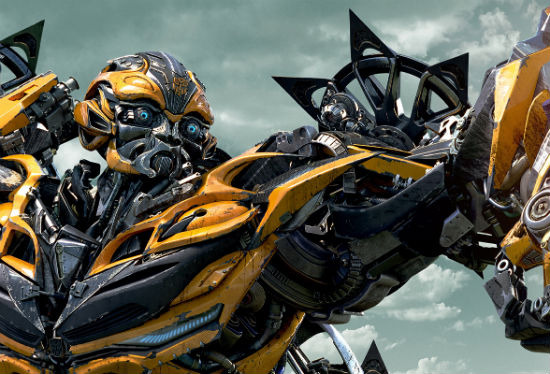 Transformers 4 photos bumblebee