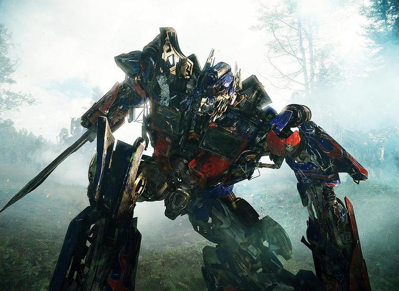 transformers 2 optimus sword