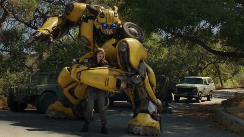 Transformers: Rise Of The Beasts First Look: It s Getting Wild Out There