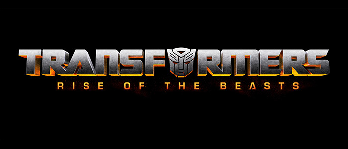 Transformers: Rise of the Beasts Title Treatment