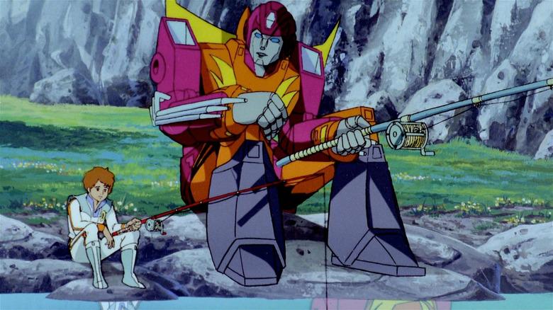 Transformers The Last Knight Hot Rod