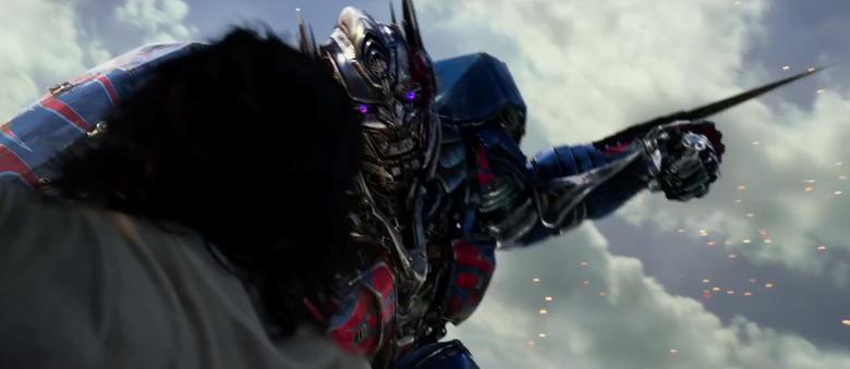 Transformers The Last Knight Trailer Breakdown
