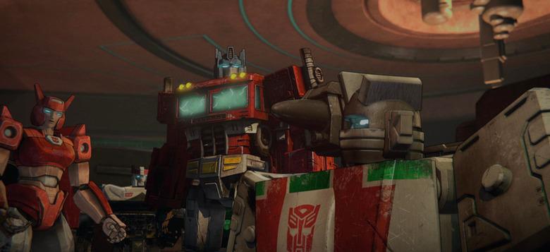Transformers War for Cybertron Trilogy Trailer