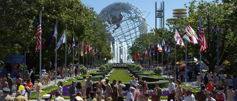 Disney's TOMORROWLAND World's Fair  Ph: Film Frame ©Disney 2015