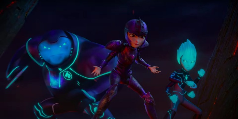 trollhunters rise of the titans teaser