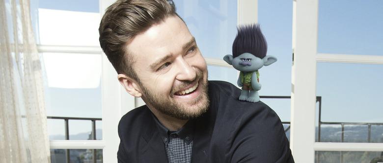 Justin Timberlake, Los Angeles Times, December 10, 2013