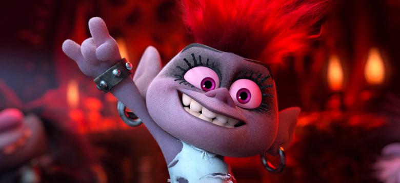 trolls world tour vod sales