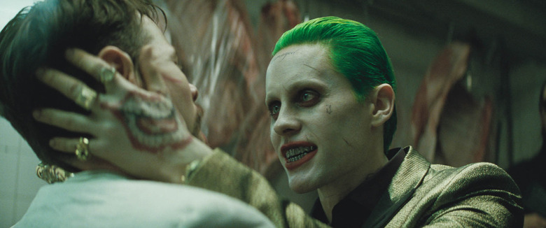SUICIDE SQUAD - Jared Leto as Joker